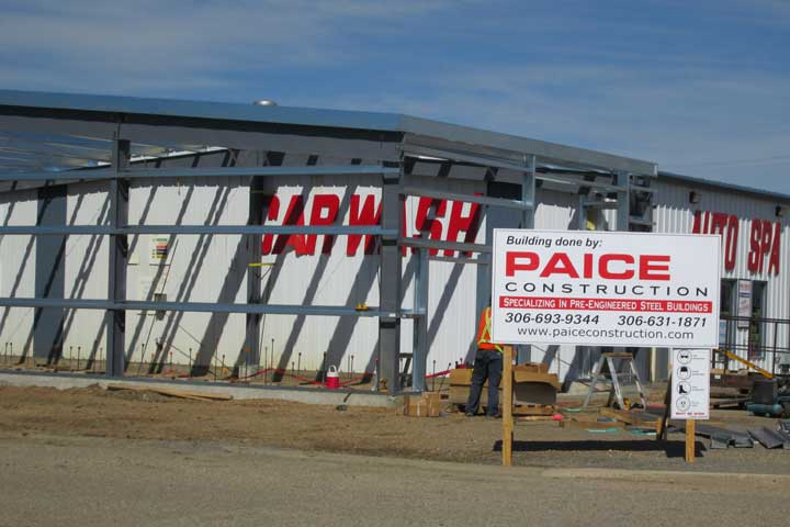 Paice Construction at AutoSpa